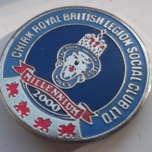 a millenenium chirk branch  of the royal british legion